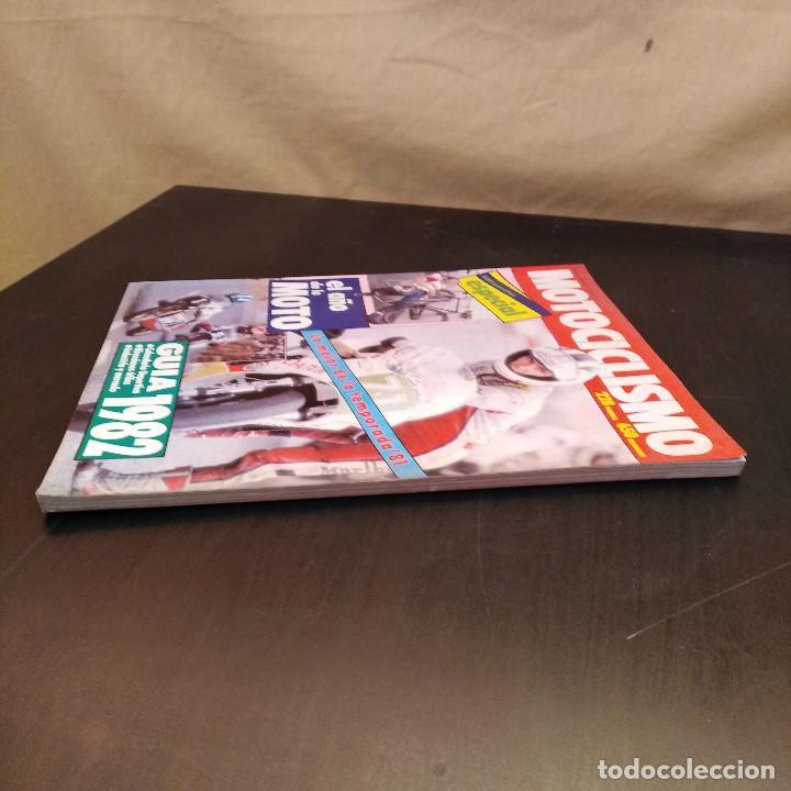 Coches y Motocicletas: Motociclismo Número 734 Especial - Guía 1982 - El Año de la Moto - Raro - Foto 3 - 166846622