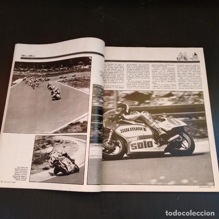 Coches y Motocicletas: Motociclismo Número 734 Especial - Guía 1982 - El Año de la Moto - Raro - Foto 5 - 166846622