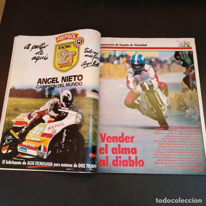Coches y Motocicletas: Motociclismo Número 734 Especial - Guía 1982 - El Año de la Moto - Raro - Foto 6 - 166846622