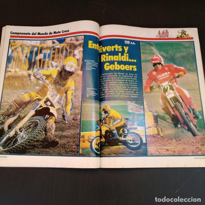 Coches y Motocicletas: Motociclismo Número 734 Especial - Guía 1982 - El Año de la Moto - Raro - Foto 7 - 166846622