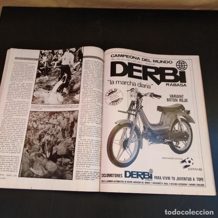 Coches y Motocicletas: Motociclismo Número 734 Especial - Guía 1982 - El Año de la Moto - Raro - Foto 8 - 166846622