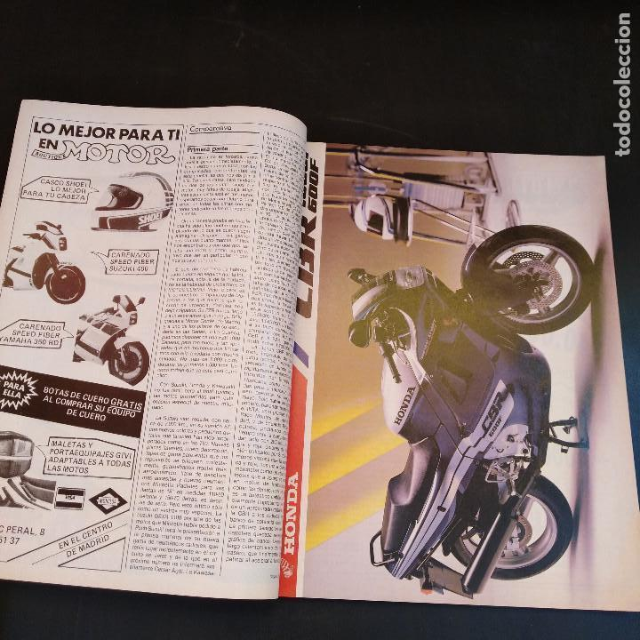 Coches y Motocicletas: Motociclismo 1000 - Año 1987 - Nº1000 Especial - Sumario 1951-87 - Raro - Foto 3 - 166847650