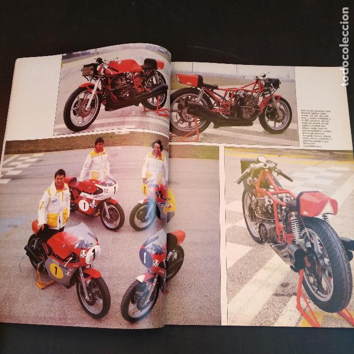 Coches y Motocicletas: Motociclismo 1000 - Año 1987 - Nº1000 Especial - Sumario 1951-87 - Raro - Foto 4 - 166847650