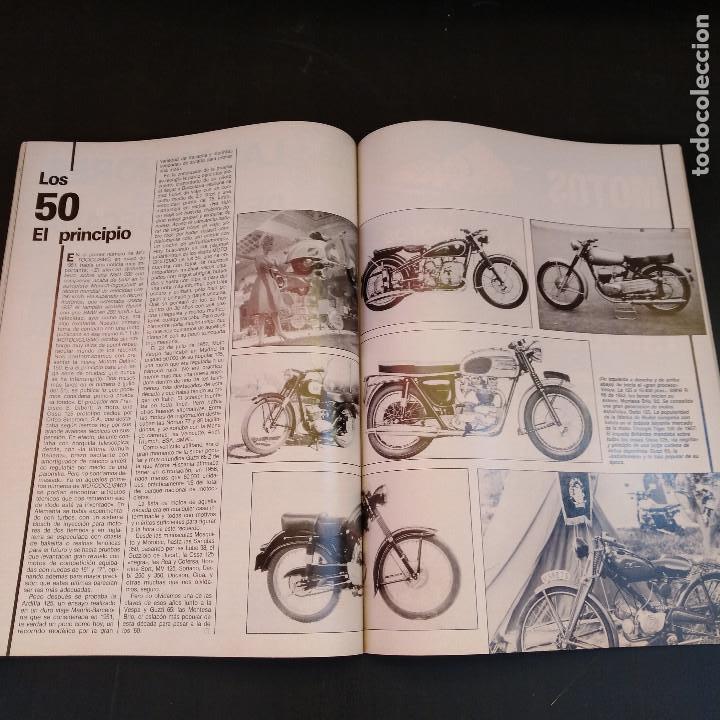Coches y Motocicletas: Motociclismo 1000 - Año 1987 - Nº1000 Especial - Sumario 1951-87 - Raro - Foto 5 - 166847650
