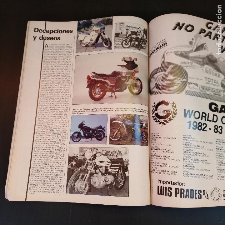 Coches y Motocicletas: Motociclismo 1000 - Año 1987 - Nº1000 Especial - Sumario 1951-87 - Raro - Foto 6 - 166847650