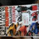 Coches y Motocicletas: REVISTA SOLO MOTO CATALOGO 98 Nº12 * SUPER SCOOTERS * 67. Lote 167025008