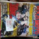 Coches y Motocicletas: REVISTA SOLO MOTO 30 208 * KAWASAKI ZX-12R + DERBI SENDA R 50 + MAGNI 1200 S + HONDA CBR 900 RR * 67. Lote 168062988