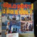 Coches y Motocicletas: REVISTA SOLO MOTO 30 79 * CAGIVA COCIS 75 + FANTIC OASIS 75 + HONDA CRM-75 R + RIEJU MR-80 E * 67. Lote 168063152