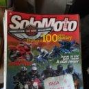 Coches y Motocicletas: SOLO MOTO 30 245 * SUZUKI SV 650 SPORT / NAKED + APRILIA TUONO + DUCATI M1000 * 67. Lote 168063404