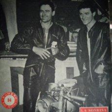 Coches y Motocicletas: REVISTA ESPAÑA MOTOCICLISTA NUMERO 84 JULIO 1958. Lote 168791692