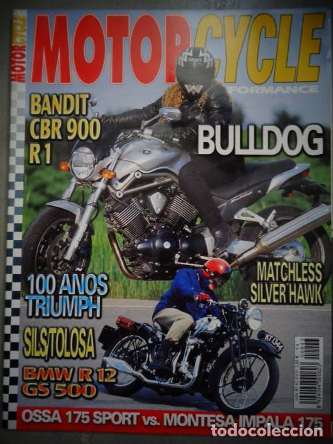 REVISTA MOTOR CYCLE MOTORCYCLE NUMERO 43 JULIO 2002 (Coches y Motocicletas - Revistas de Motos y Motocicletas)