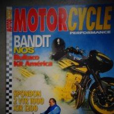 Coches y Motocicletas: REVISTA MOTOR CYCLE MOTORCYCLE NUMERO 41 MAYO 2002. Lote 168819960