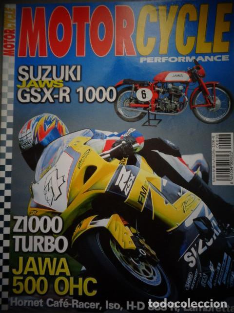 REVISTA MOTOR CYCLE MOTORCYCLE NUMERO 38 FEBRERO 2002 (Coches y Motocicletas - Revistas de Motos y Motocicletas)