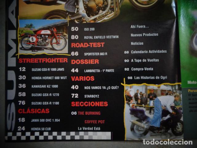 Coches y Motocicletas: REVISTA MOTOR CYCLE MOTORCYCLE NUMERO 38 FEBRERO 2002 - Foto 2 - 168820524