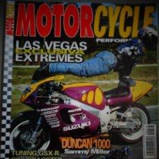 Coches y Motocicletas: REVISTA MOTOR CYCLE MOTORCYCLE NUMERO 36 DICIEMBRE 2001. Lote 168821172