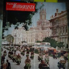 Coches y Motocicletas: REVISTA ESPAÑA MOTOCICLISTA NUMERO 26 DICIEMBRE 1953. Lote 168895888