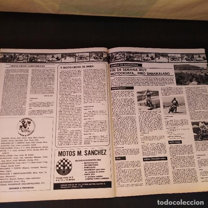 Coches y Motocicletas: Motociclismo - 7 Agosto 1977 - Nº 522 - Pileri Estalla - Tamaño Extra - Raro - Foto 2 - 168994796