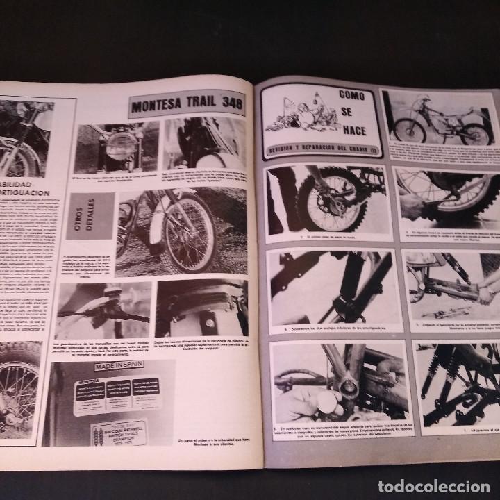 Coches y Motocicletas: Motociclismo - 7 Agosto 1977 - Nº 522 - Pileri Estalla - Tamaño Extra - Raro - Foto 4 - 168994796