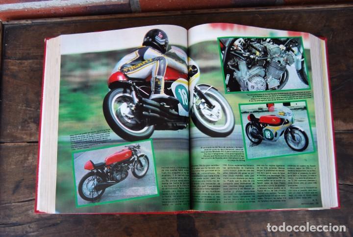 Coches y Motocicletas: LOTE DE 32 REVISTAS MOTOCICLISMO ENCUADERNADAS EN 2 VOLUMES AÑO 1983 - Foto 11 - 169358200