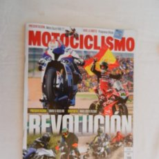Coches y Motocicletas: MOTOCICLISMO , TODO PARA TI Y TU MOTO Nº 2574 03-2019 SUZUKI KATANA - BMW S1000RR. Lote 169439336