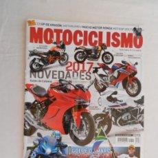 Coches y Motocicletas: MOTOCICLISMO , TODO PARA TI Y TU MOTO Nº 2511 10-2016 BRAD BINDER CAMPEON DEL MUNDO . Lote 169440688