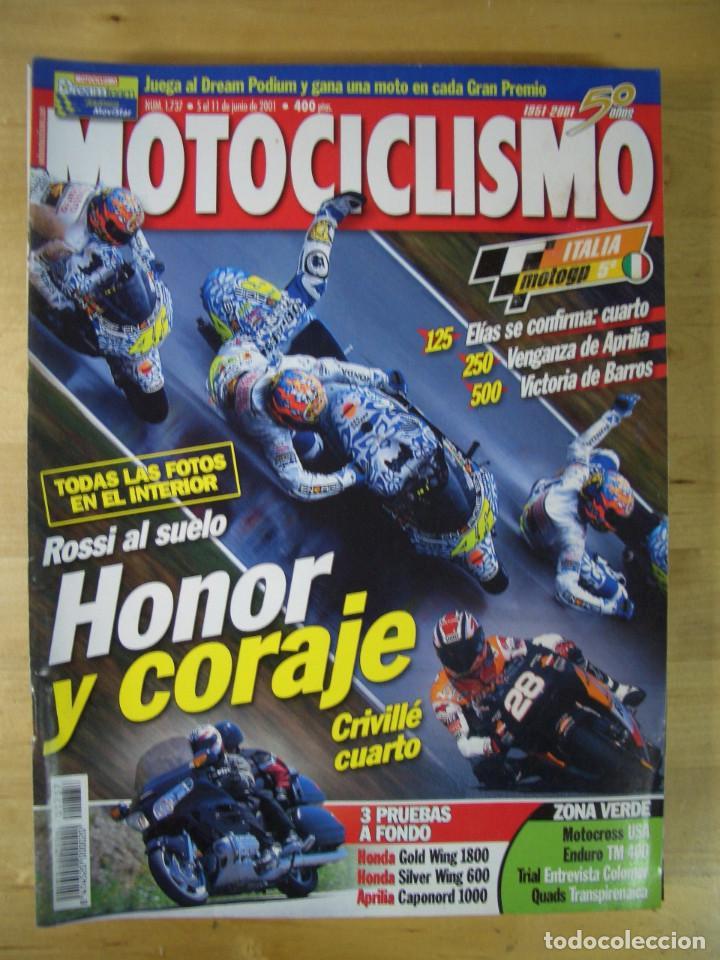 Coches y Motocicletas: Sueltas o LOTE 16 REVISTAS MOTOCICLISMO Y SOLO MOTO REVISTA MOTOS 96 - 97 - 98 - 2001 - 2002 - Foto 11 - 179313526