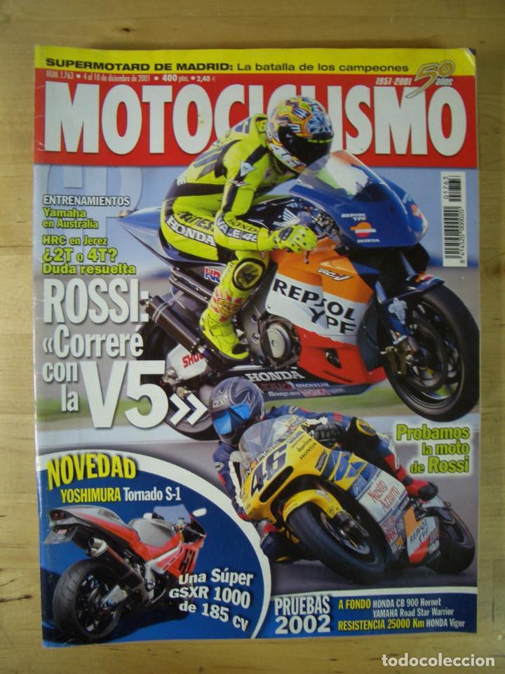 Coches y Motocicletas: Sueltas o LOTE 16 REVISTAS MOTOCICLISMO Y SOLO MOTO REVISTA MOTOS 96 - 97 - 98 - 2001 - 2002 - Foto 16 - 179313526