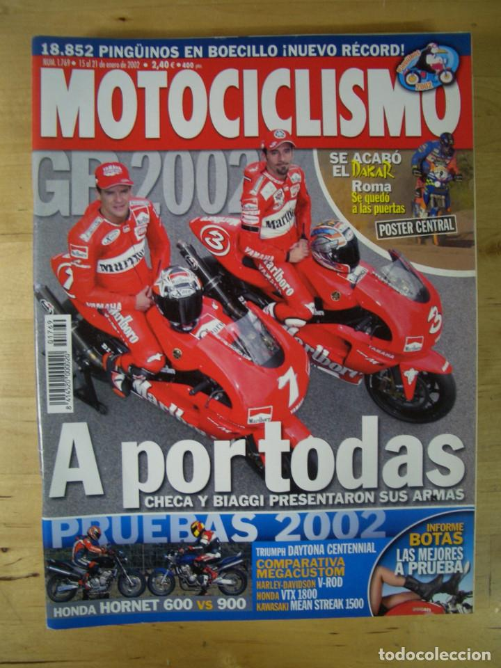 Coches y Motocicletas: Sueltas o LOTE 16 REVISTAS MOTOCICLISMO Y SOLO MOTO REVISTA MOTOS 96 - 97 - 98 - 2001 - 2002 - Foto 17 - 179313526