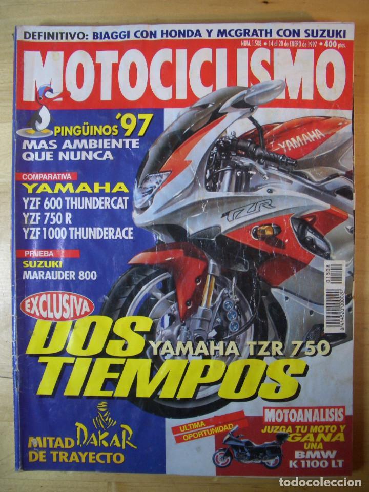 Coches y Motocicletas: Sueltas o LOTE 16 REVISTAS MOTOCICLISMO Y SOLO MOTO REVISTA MOTOS 96 - 97 - 98 - 2001 - 2002 - Foto 20 - 179313526