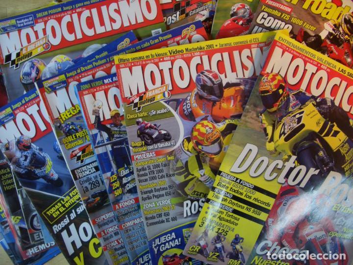 SUELTAS O LOTE 16 REVISTAS MOTOCICLISMO Y SOLO MOTO REVISTA MOTOS 96 - 97 - 98 - 2001 - 2002 (Coches y Motocicletas - Revistas de Motos y Motocicletas)