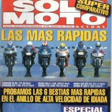 Coches y Motocicletas: SOLO MOTO NÚMERO 936 MAYO 1994. Lote 170809625