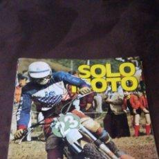Coches y Motocicletas: SÓLO MOTO NÚMERO 5. Lote 171365802