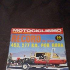 Coches y Motocicletas: MOTOCICLISMO NOVIEMBRE DEL 74. Lote 171366163