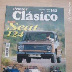 Coches y Motocicletas: MOTOR CLÁSICO NÚMERO 163. Lote 171635302