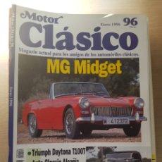 Coches y Motocicletas: MOTOR CLÁSICO NÚMERO 96. Lote 171665033