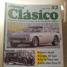 Coches y Motocicletas: MOTOR CLÁSICO NÚMERO 53. Lote 171665880