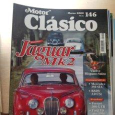 Coches y Motocicletas: MOTOR CLÁSICO NÚMERO 146. Lote 171681344