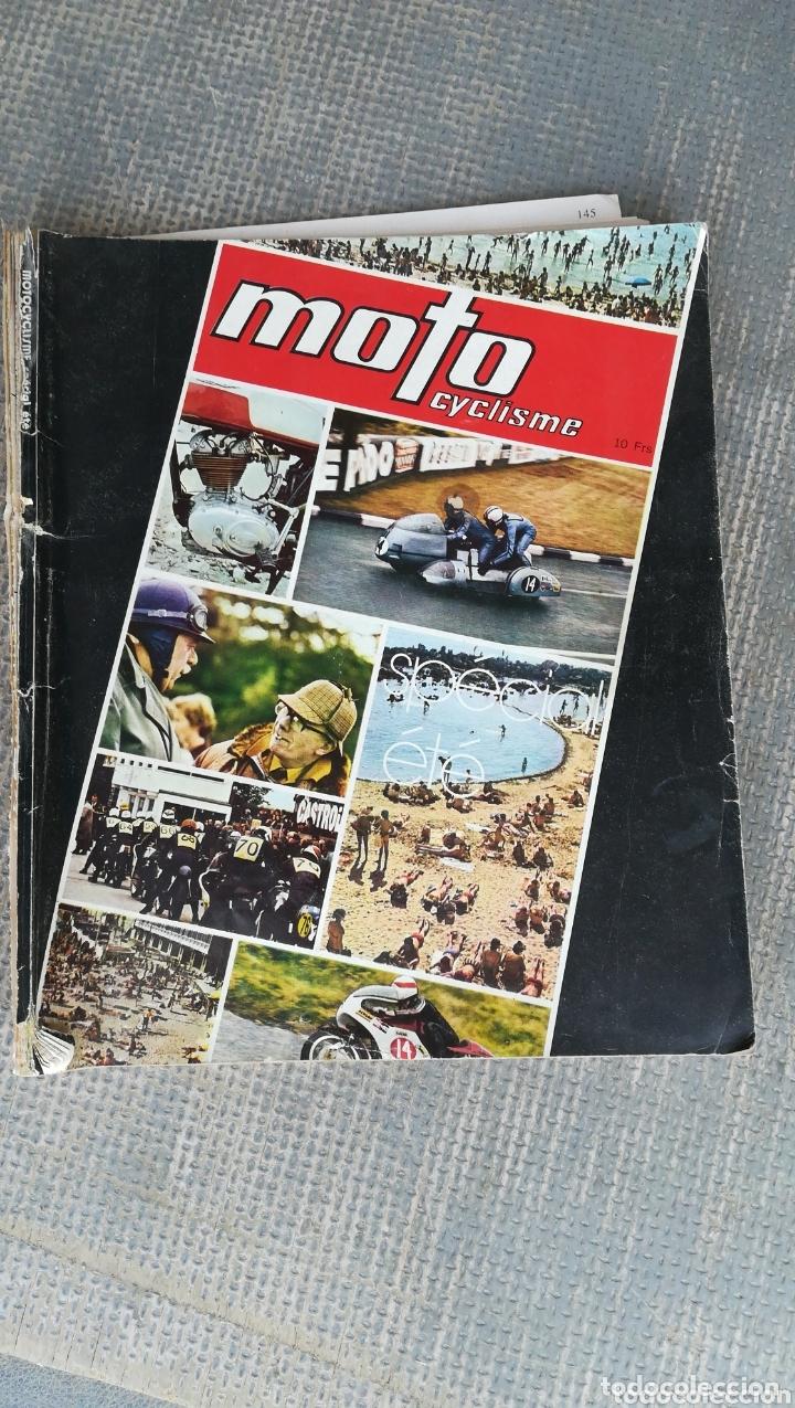 REVISTA MOTO CYCLISME (Coches y Motocicletas - Revistas de Motos y Motocicletas)