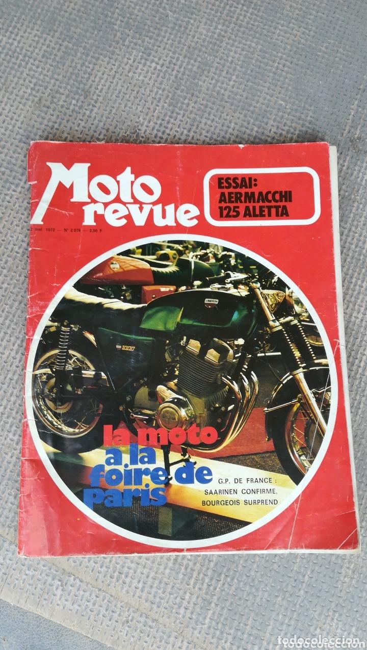 REVISTA MOTO REVUE (Coches y Motocicletas - Revistas de Motos y Motocicletas)