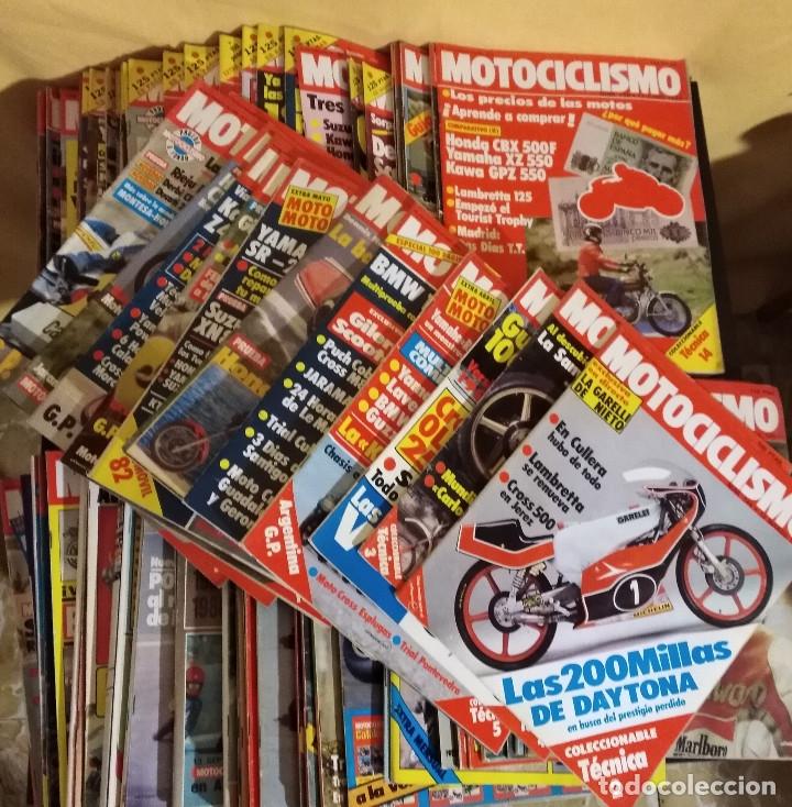 LOTE 96 REVISTAS MOTOCICLISMO Nº700-799 1981-83 COMPLETA COLECCIONISMO MOTOS (Coches y Motocicletas - Revistas de Motos y Motocicletas)