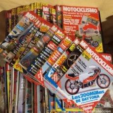 Coches y Motocicletas: LOTE 96 REVISTAS MOTOCICLISMO Nº700-799 1981-83 COMPLETA COLECCIONISMO MOTOS. Lote 172724420