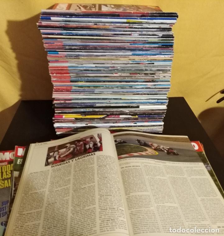 Coches y Motocicletas: Lote 97 Revistas Motociclismo nº1100-1199 19889-91 Casi Completa Coleccionismo Motos - Foto 3 - 172724590