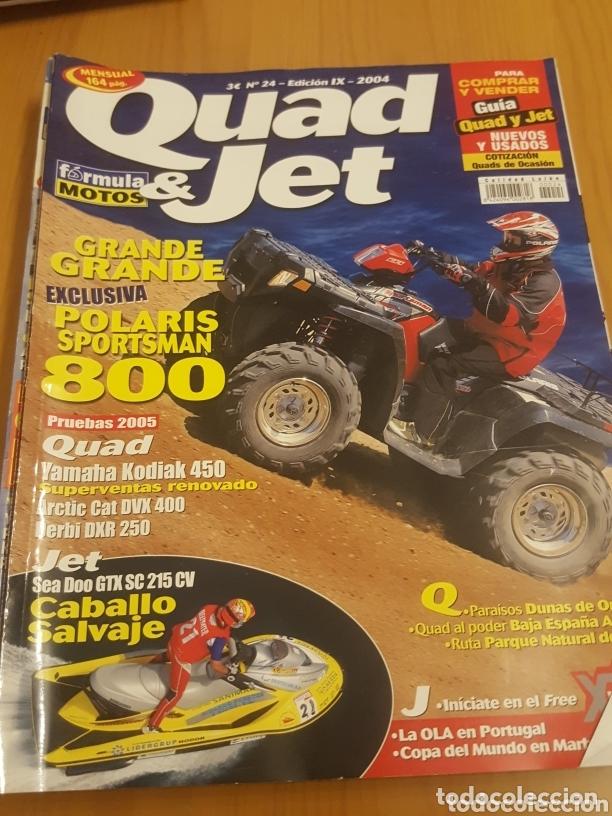 Coches y Motocicletas: Lote variado 7 revistas motos quad scooter moto verde etc - Foto 3 - 172913142