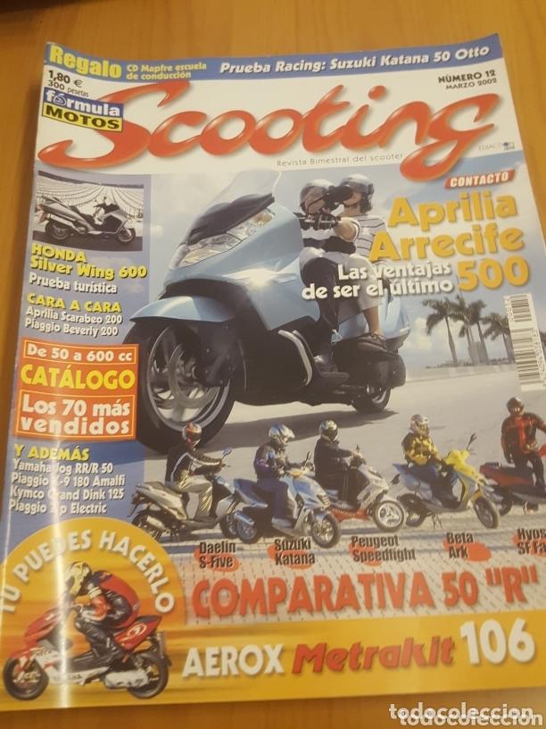 Coches y Motocicletas: Lote variado 7 revistas motos quad scooter moto verde etc - Foto 4 - 172913142
