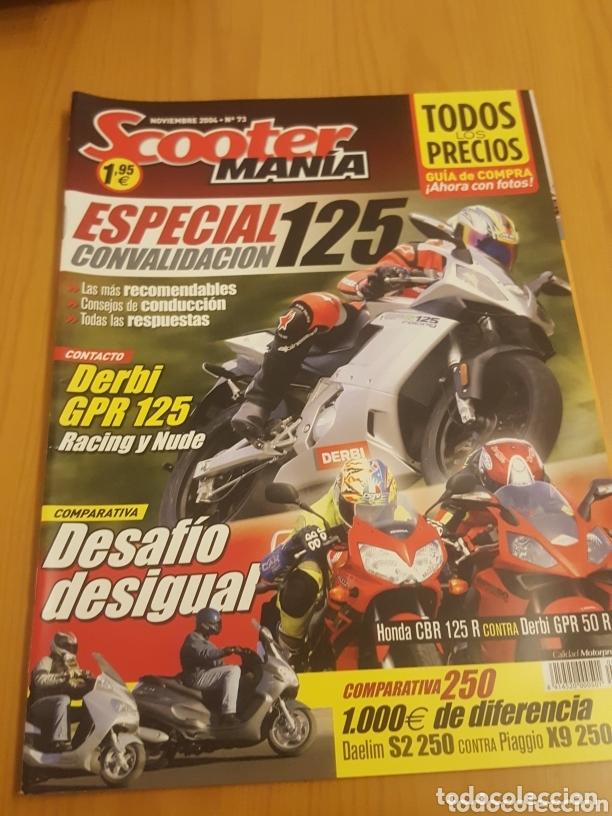 Coches y Motocicletas: Lote variado 7 revistas motos quad scooter moto verde etc - Foto 6 - 172913142