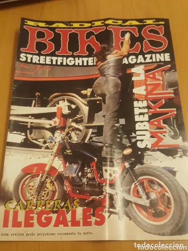Coches y Motocicletas: Lote variado 7 revistas motos quad scooter moto verde etc - Foto 7 - 172913142