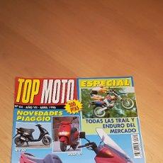 Coches y Motocicletas: TOP MOTO Nº 64 ABRIL 1996. Lote 173470799
