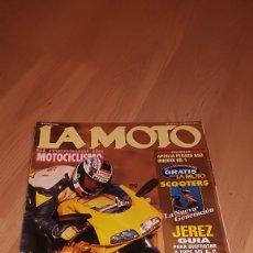 Coches y Motocicletas: REVISTA LA MOTO Nº 61 MAYO 1995. Lote 173529780