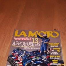 Coches y Motocicletas: REVISTA LA MOTO Nº 70 FEBRERO 1996. Lote 173529843