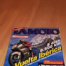 Coches y Motocicletas: REVISTA LA MOTO Nº 80 DICIEMBRE 1996. Lote 173530033